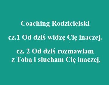 Coaching dla Rodziców