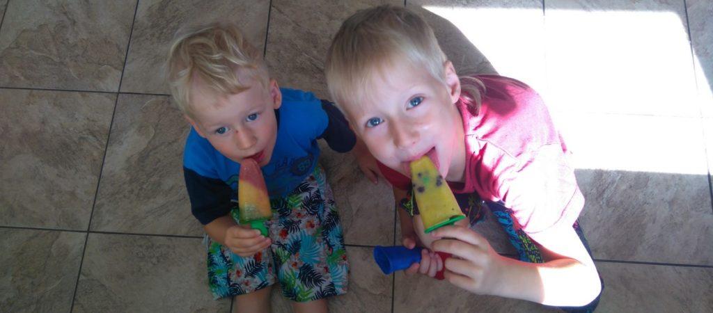 Nagradzanie dzieci słodyczami