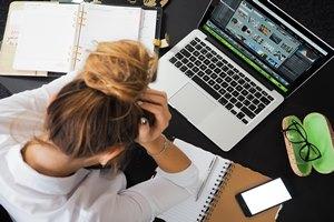Dom, dzieci, praca, dodatkowe kilogramy i zajadanie stresu